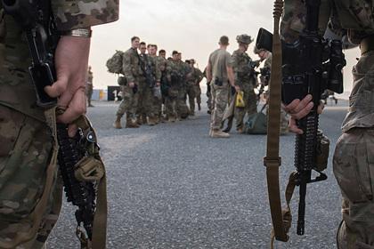 Сообщение о выводе войск США с базы в Кувейте объяснили взломом