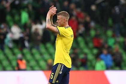 Клуб РПЛ раскрыл причины ухода игрока сборной Исландии