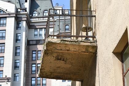 У жителя Петербурга нашли на балконе мумию