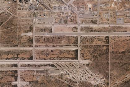 Показаны повреждения базы США в Ираке после ракетного удара Ирана