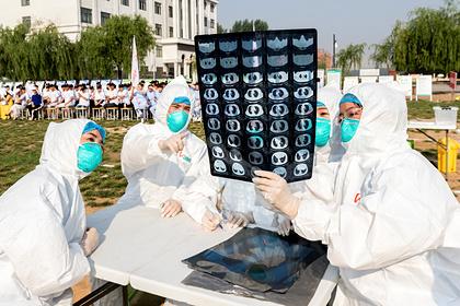 Врачи опознали вызвавший эпидемию в Китае неизвестный вирус