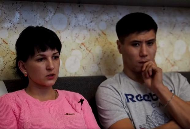 Юлия и Акмал Атабоевы