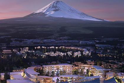 Toyota построит в Японии город будущего