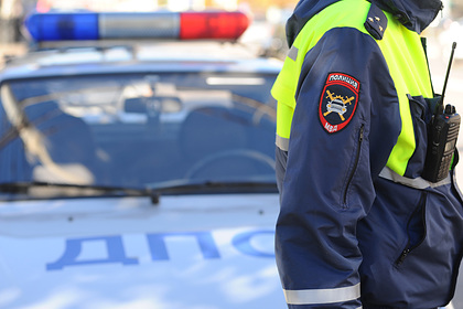 Пьяная жена бывшего полицейского дважды переехала россиянку