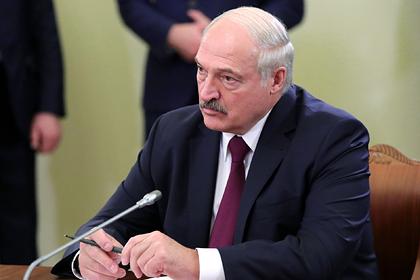 Лукашенко поведал , почему отказался от русской  нефти