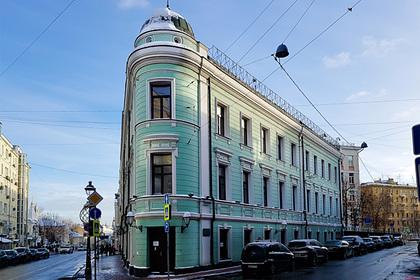 Москва выкупила здание британского банка рядом с Кремлем