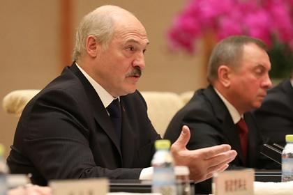 Лукашенко возмутился российскими ценами на нефть
