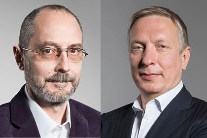 Андрей Баронов и Ратмир Тимашев