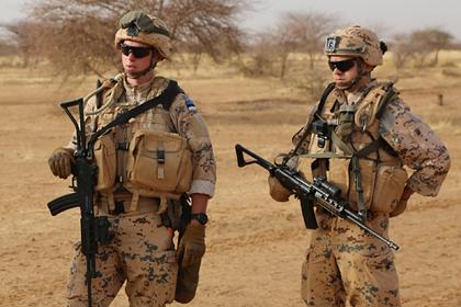 Все семь эстонских военных покинули Ирак