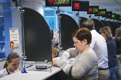Банки не справились со сбором биометрии у россиян