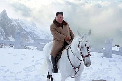Президент США поздравил Ким Чен Ына с днем рождения