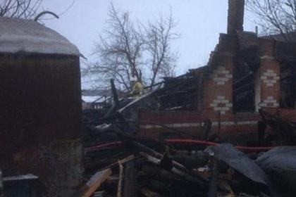 У пожаловавшейся на чиновников россиянки сгорел дом и погиб муж