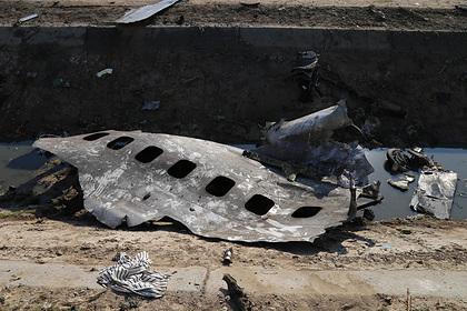 Пассажир разбившегося в Иране самолета случайно не попал на борт и потерял жену