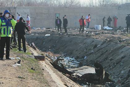 МВД: Тела всех погибших вкатастрофе самолета МАУ украинцев идентифицированы