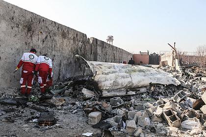 Иран назвал сроки расследования катастрофы украинского Boeing