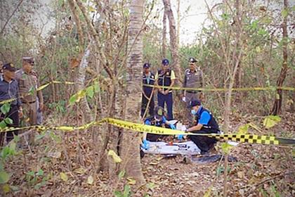 Женщина нашла в лесу скелет и признала в нем сына