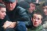 Абхазские оппозиционеры штурмуют здание администрации президента в Сухуми, 9 января 2020 года