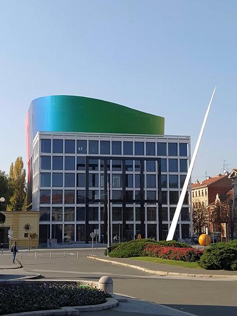 Музыкальная академия Загреба
