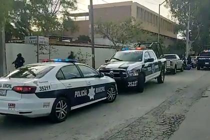 Шестиклассник устроил стрельбу в школе в Мексике