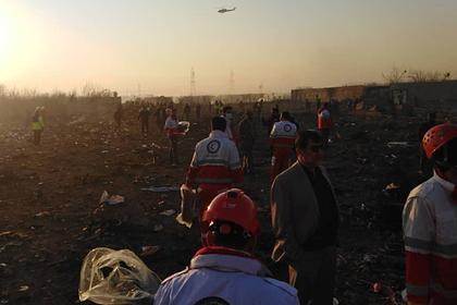 Сбитый украинский Boeing в Иране приняли за вражеский самолет