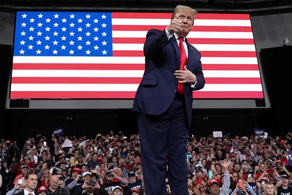 Трамп заявил о необходимости наладить торговые отношения с Россией