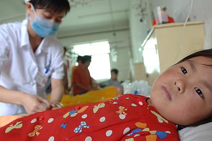 В Китае умер первый заразившийся неизвестным ранее вирусом