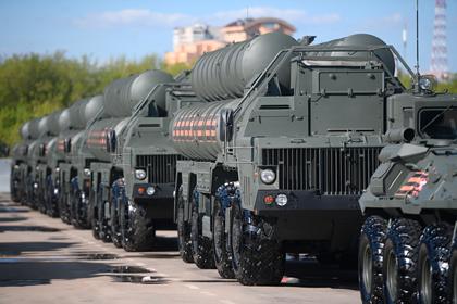 В Турции захотели успеть забрать технологии С-500