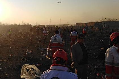 Назван ответственный за крушение украинского самолета в Иране