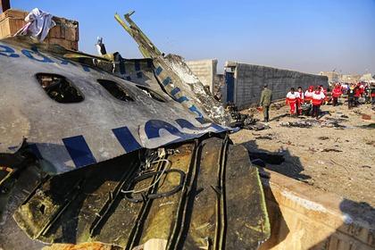 Украина сочла катастрофу Boeing в Иране умышленным убийством