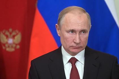 Путин назвал войну на Ближнем Востоке катастрофой для всего мира
