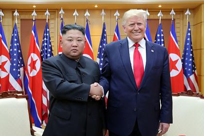 В Северной Корее посчитали поздравление от Трампа недостаточным для примирения