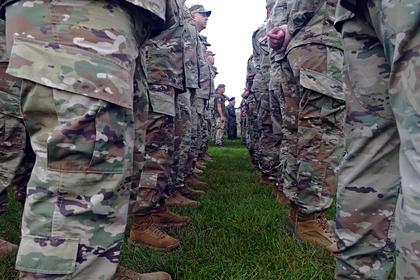 Из США вышлют саудовских военнослужащих за связи с экстремистами