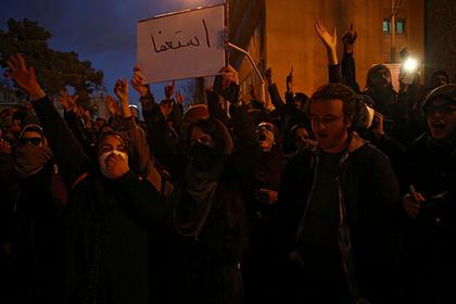 Акция в Тегеране