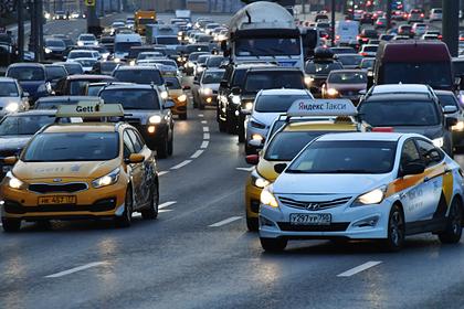 В России ужесточат правила приема на работу в такси