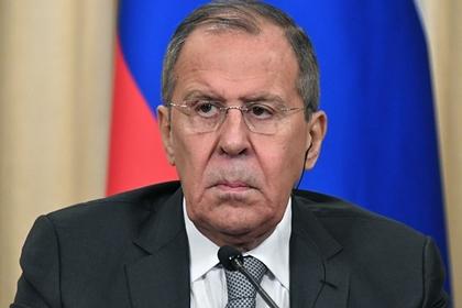 Лаврову пригрозили «горячим» приемом в Грузии