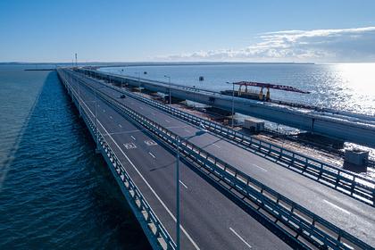 По Крымскому мосту задумали пустить поезда из-за границы