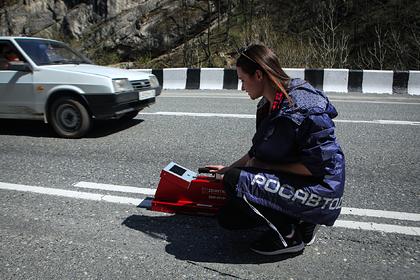 Стало известно о недостоверности данных о качестве российских дорог