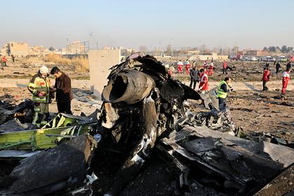 Обнародована полная хронология катастрофы украинского самолета в Иране