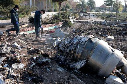 Зеленского призвали искать российский след в крушении украинского самолета