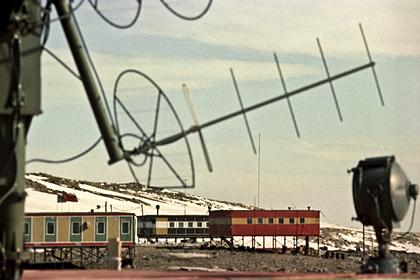 Восстановлена пленка с кинохроникой об антарктической станции 70-х годов