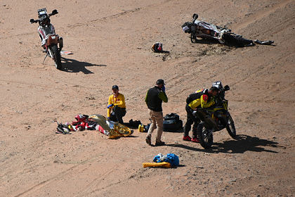 Стали известны обстоятельства гибели гонщика во время ралли «Дакар»