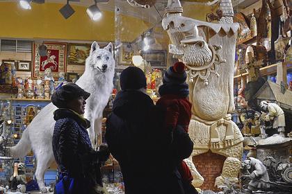 Сбербанк подсчитал индексы Деда Мороза и Снегурочки