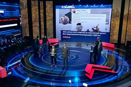 Бывший депутат Рады устроил скандал в эфире из-за слов о «сожжении Москвы»