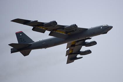 Американские стратегические бомбардировщики потеряли термоядерные бомбы