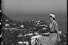Супруга В. Крамера на Капри. Италия, 1941 год.