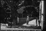 На одной из улиц Капри. Италия, 1941 год.
