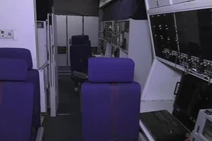 Самолет «Судного дня» детально показали изнутри