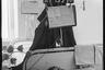 Хайнц-Олаф Крамер, пилот люфтваффе, на лечении в госпитале Росток. Роттенбург, Германия, 1941 год.