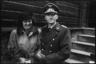 Друг Хайнца-Олафа Крамера, обер-лейтенант дивизии противовоздушной обороны, с невестой. Германия, 1943-1945 годы.