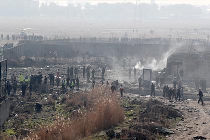 Украина допустила версию умышленной атаки на Boeing 737 в Иране